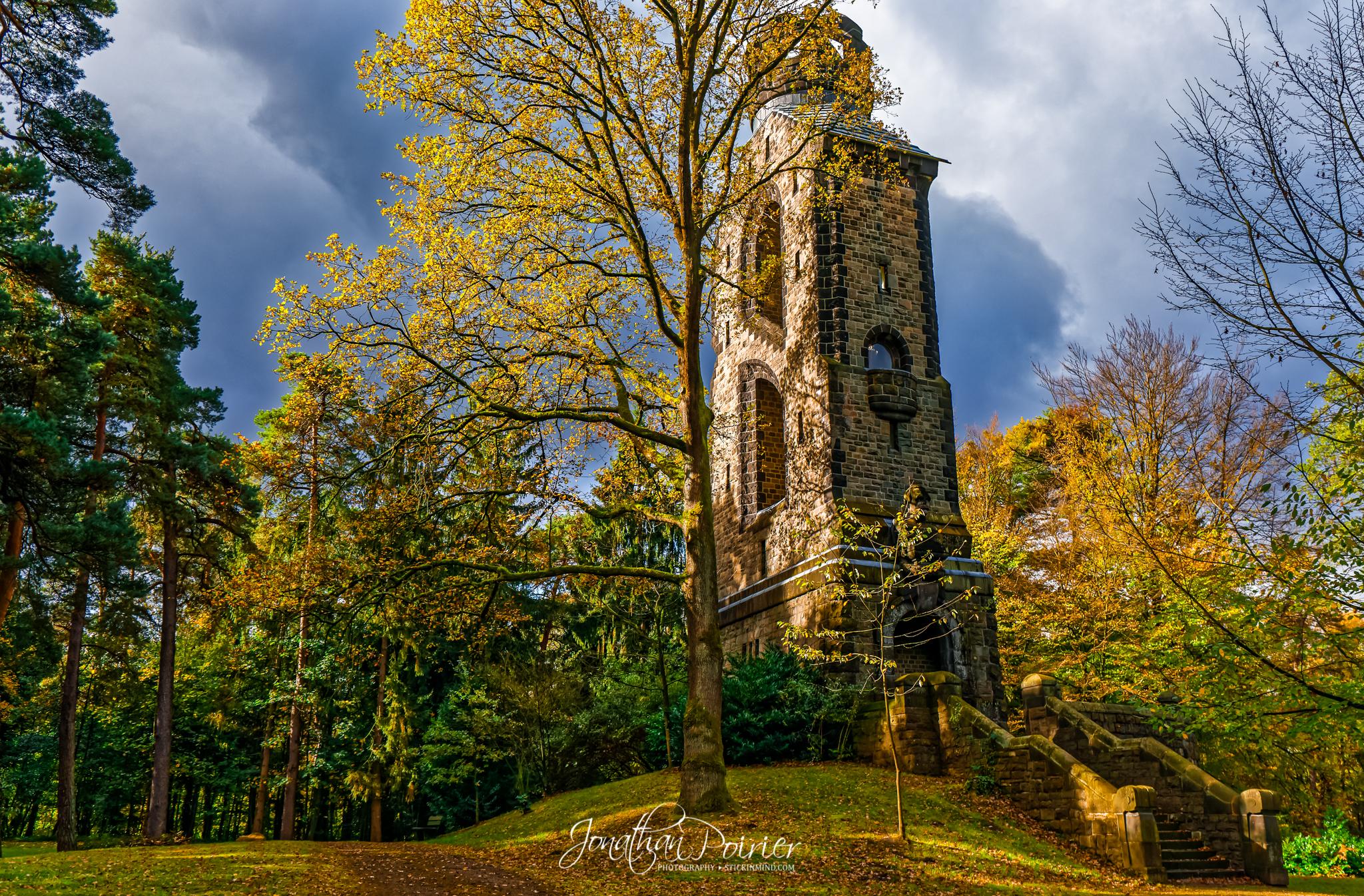 Bismarckturm, Aachen