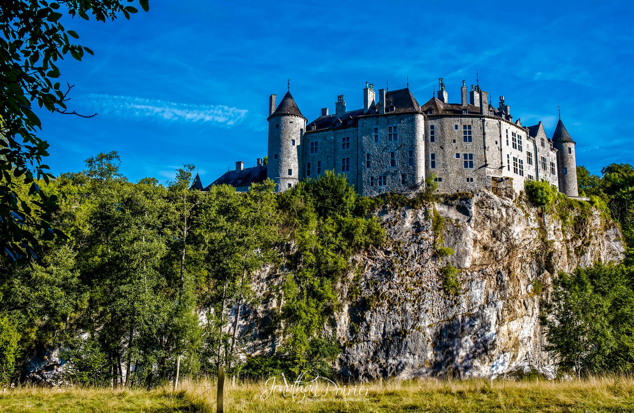 Walzin, Castle